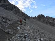 Aufstieg zum Seechartenkopf 2664 m