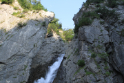 Simms Wasserfall