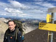 Kamm an Parseierspitze 3036 m